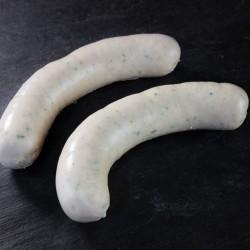Boudin blanc prix boucherie artisanale en ligne - livraison sous vide 24h