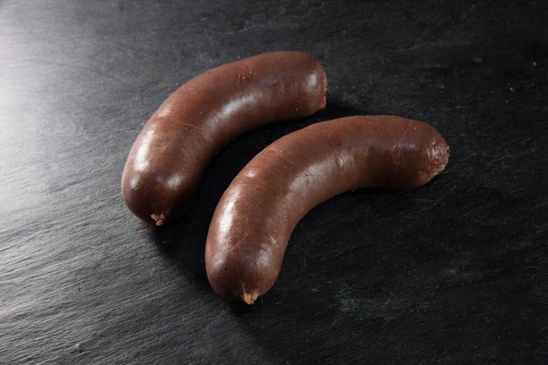 Boudin noir prix boucherie artisanale en ligne - livraison sous vide 24h